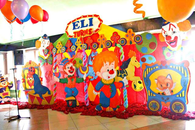 eli s carnival birthday party