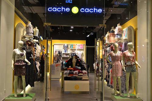 New Store Find Alert Cache Cache