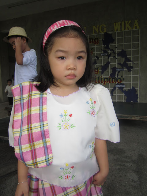 Filipiniana Costumes For Kids This Kid is it — Filipiniana