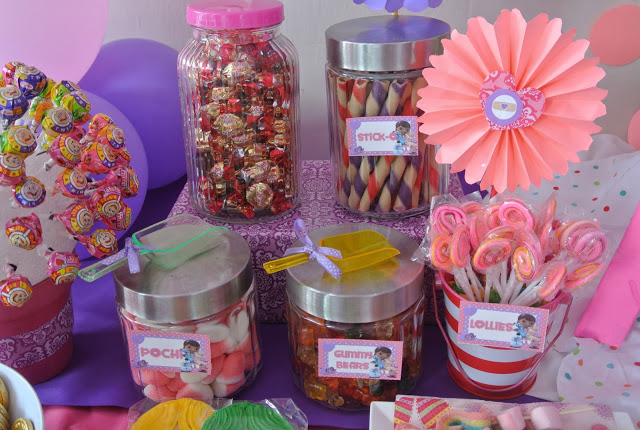 Remarkable Anikas 3Rd Birthday The Candy Bar Download Free Architecture Designs Terstmadebymaigaardcom
