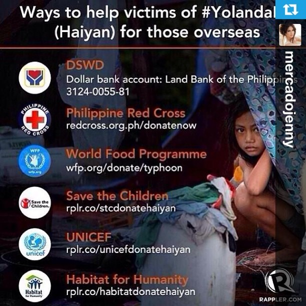 How We Can Help The Victims of Yolanda